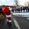 KRISTOPHER RADDER - BRATTLEBORO REFORMER<br /> Santa visited Newfane on Sunday, bringing gifts to children with help from the group Newfane Anew.
