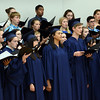 "HALEY WARD | THE GOSHEN NEWS<br /> The choir performs the ""Circle of Life"" from the Lion King during Bethany Christian High School's commencement on Sunday."