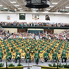 JULIE CROTHERS BEER   THE GOSHEN NEWS<br /> The 48th class of Wawasee High School students graduated Sunday.