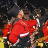 Jennifer Meier | The Goshen News<br /> Goshen, Jesse Torres, alto saxophone, 9th