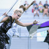 JENNIFER MEIER | THE GOSHEN NEWS<br /> Fairfield's Chantell Martin part of the 9th Guard is pictured.