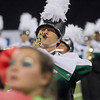 SAM HOUSEHOLDER | THE GOSHEN NEWS<br /> Concord senior Zack Doyle plays during Concord High School's performance at the state band finals Saturday in Indianapolis.