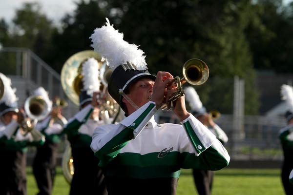 Braden Fish, junor trumpet