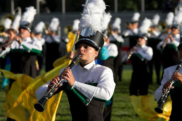 Alexis Anderson sophomore clarinet