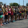 HALEY WARD | THE GOSHEN NEWS <br /> The Concord Minutemen rehearse their show during marching band practice recently at Concord High School.