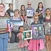 """BACK TO THE FIFTIES ART AND PHOTOGRAPHY SHOW WINNERS<br /> Elizabeth Pearl 