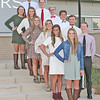 A COURTLY AFFAIR<br /> Elizabeth Pearl| The Lebanon Reporter<br /> HOMECOMING ROYALTY: From 2016 Lebanon High School homecoming court includes (from the top) seniors Nikki Wynne, Corbin Couger, Lauren Hudson, Zack Dafoe, Baylee Burcham, Brendan Forester, Kassidi Cadle, Patrick Tubbs, Brooke Montgomery, Evan Stambaugh, Caitlin Schroeder and Zach Nies. The homecoming dance will take place on Saturday at 7 p.m. in the LHS main gymnasium.