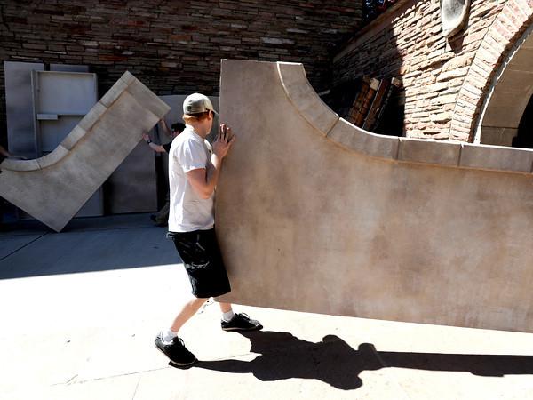 Colorado Shakespeare Festival Prep for Summer