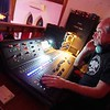 BEN GARVER — THE BERKSHIRE EAGLE<br /> Sound Engineer Bruce Clapper has been working with Shenandoah and Arlo Guthrie almost since the beginning of the incarnation of the band.