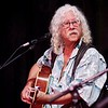 BEN GARVER — THE BERKSHIRE EAGLE<br /> Arlo Guthrie does a sound check before a Shenandoah Concert at the Guthrie Center in Great Barrington.  Shenandoah, in various forms through the years, has been playing with Guthrie since 1975.