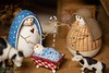 One of the 1600 nativity scenes on display at Shirley's Touch of Heaven; KELLY FLETCHER, REFORMER CORRESPONDENT