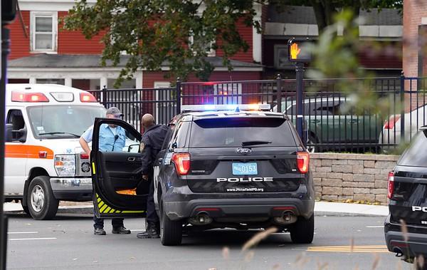 Shots fired on West Housatonic Street - 101218