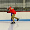 KRISTOPHER RADDER - BRATTLEBORO REFORMER<br /> Adam Franklin Lyons practices speed skating at Nelson Withington Skating Facility on Sunday, Feb. 4, 2018.