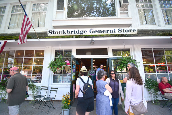 Stockbridge tourism