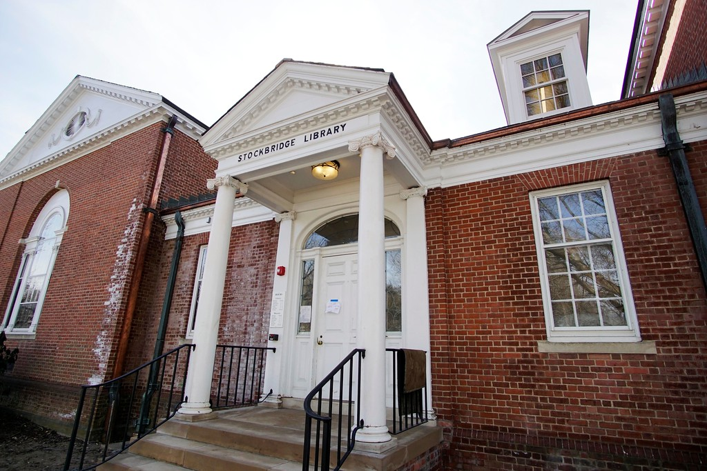 . The Stockbridge Library is nearing completion and has a certificate of occupancy, Tuesday, March 16, 2016. Ben Garver � The Berkshire Eagle | photos.berkshireeagle.com