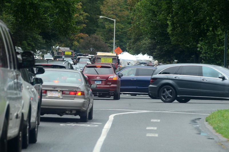stockbridge traffic