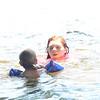 KRISTOPHER RADDER — BRATTLEBORO REFORMER<br /> People enjoy the water on Harriman Reservoir during a warm summer day on Tuesday, July 9, 2019.