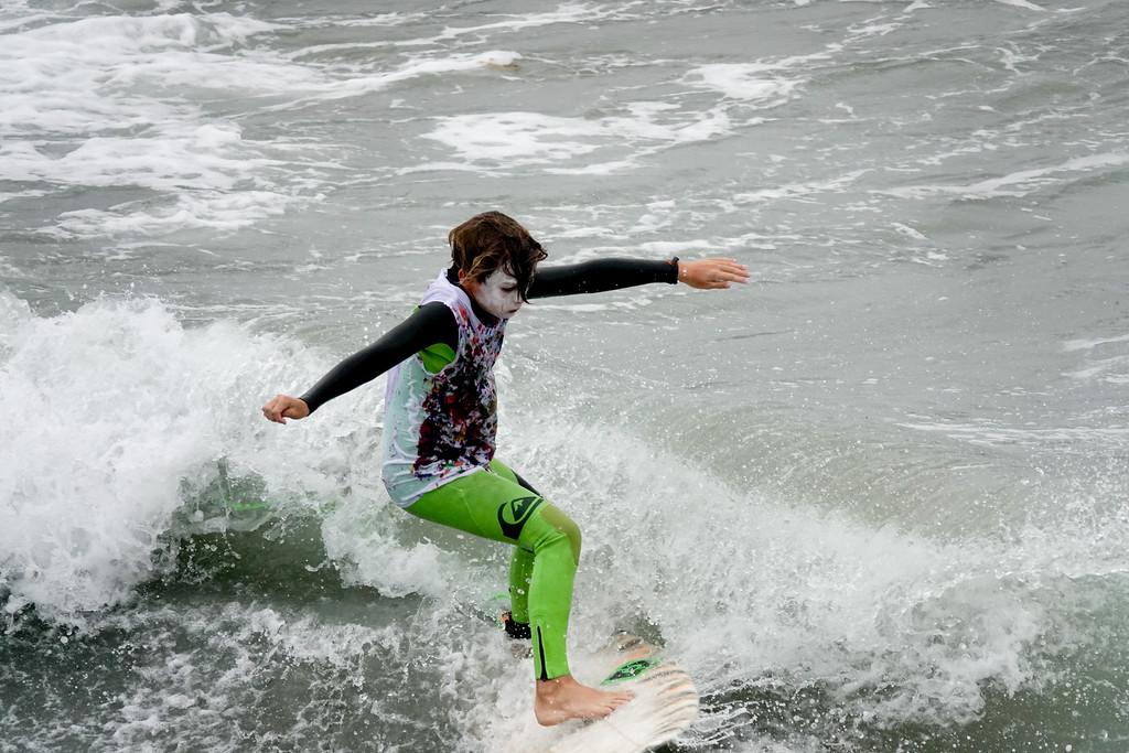 Halloween Spyder surf festival in Manhattan Beach