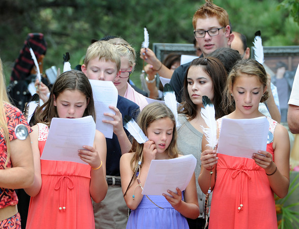 Memorial Service for Colorado  Flood Victims