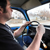 20120107_TRABANT_CARS_2.jpg 20120107_TRABANT_CARS_2.jpg Longmont resident John Short uses his 1972 Trabant as a daily driver. Photo taken Saturday Jan. 07, 2012.  (Lewis Geyer/Times-Call)