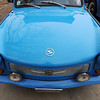 20120107_TRABANT_CARS_8.jpg Longmont resident John Short's 1972 Trabant. Over 3,000,000 of the East German cars were built beginning in 1957 and ending in 1991. Photo taken Saturday Jan. 07, 2012.  (Lewis Geyer/Times-Call)
