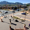 "A view from the balcony of the Twenty Ninth Street Mall in Boulder Colorado on Wednesday. For more photos from the mall go to  <a href=""http://www.dailycamera.com"">http://www.dailycamera.com</a>.<br /> Photo by Paul Aiken / October 12, 2001"