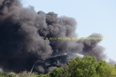 [Filename: tampa wharehouse fire-44.jpg]   Copyright 2011 - Michael Blitch Photography
