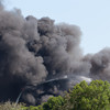 [Filename: tampa wharehouse fire-44.jpg] <br />  Copyright 2011 - Michael Blitch Photography