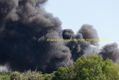 [Filename: tampa wharehouse fire-42.jpg]   Copyright 2011 - Michael Blitch Photography
