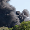 [Filename: tampa wharehouse fire-42.jpg] <br />  Copyright 2011 - Michael Blitch Photography