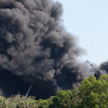 [Filename: tampa wharehouse fire-40.jpg] <br />  Copyright 2011 - Michael Blitch Photography