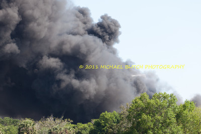[Filename: tampa wharehouse fire-37.jpg]   Copyright 2011 - Michael Blitch Photography