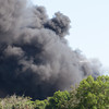 [Filename: tampa wharehouse fire-37.jpg] <br />  Copyright 2011 - Michael Blitch Photography