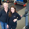 BEN GARVER – THE BERKSHIRE EAGLE<br /> Suzanne Merritt of Lenox Fit and Tricia McCormack of TK-Fit are now operating under one roof at Lenox Fitness Center. The arrangement will allow members of each program to have the benefits of both.