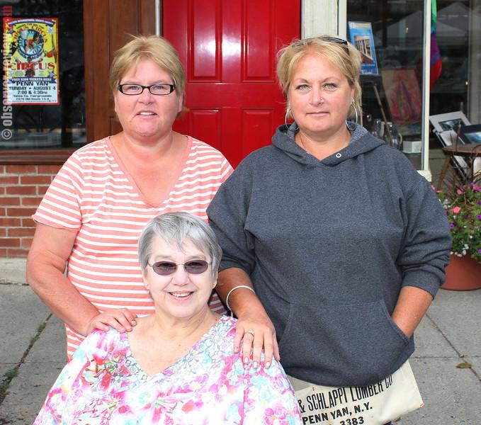 The Penn Yan Sidewalk Sale was held in downtown Penn Yan Saturday, July 27, 2013.