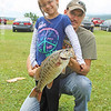 The Eighth Annual Youth Fishing Derby was held on Keuka Lake Saturday, June 29. Every contestant who placed first, second or third was able to select a prize at the end of the contest.
