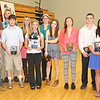 Dundee's Most Valuable Players for 2013-2014 are pictured  Thursday, June 5.