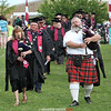 Dundee Central School Graduation, June 25, 2015.