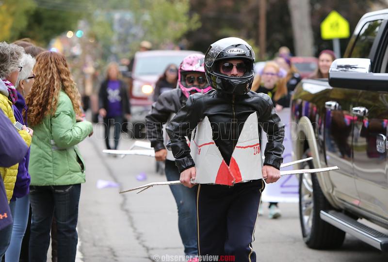 Hammondsport Homecoming Parade 2015.