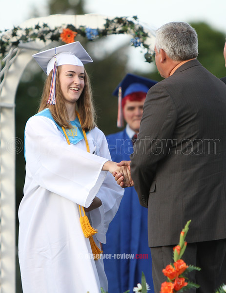 Penn Yan Graduation, June 26, 2015.