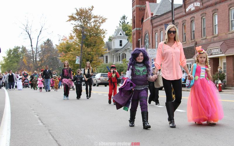 Dundee Halloween Parade 2016.