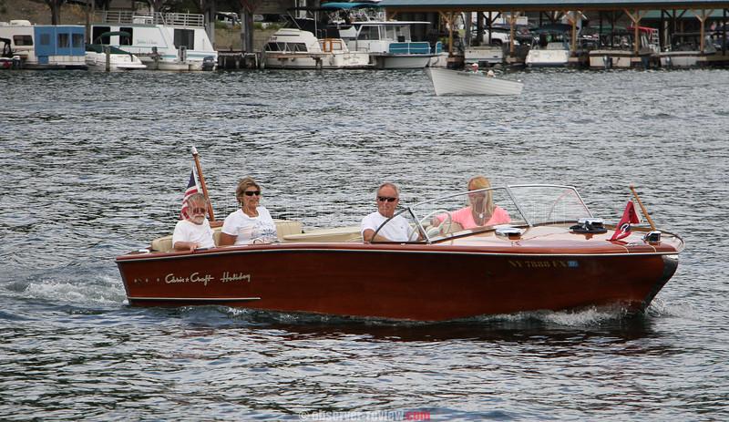 Hammondsport Antique Boat Show 2016.