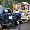 Hammondsport Homecoming Parade 2016.