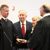 Jason Cook, Lee and Beverly Cook and Judge W. Patrick Falvey.