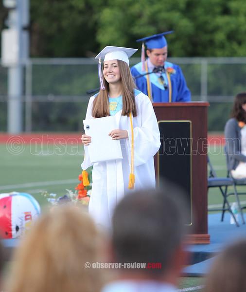 Penn Yan Academy Graduation 2016.