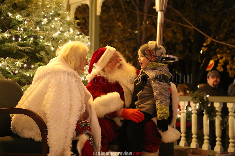 Hammondsport Christmas in the Park