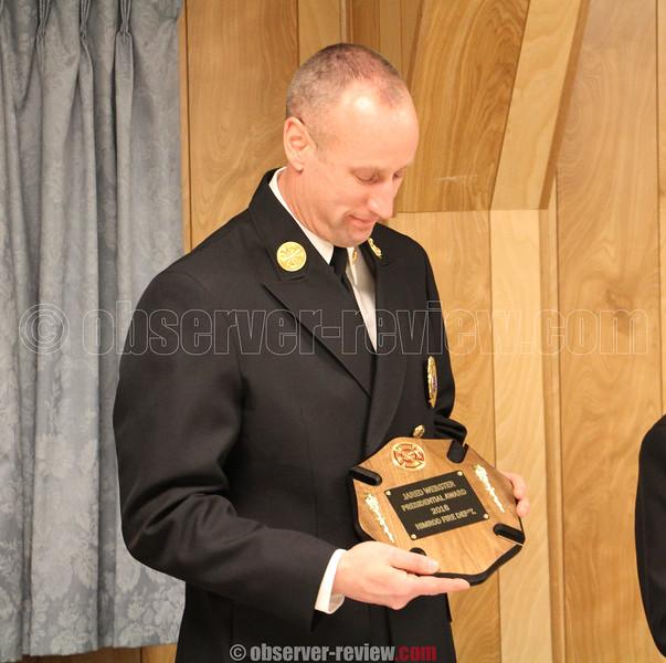 Himrod Fire Dept. Awards 1-21-17.
