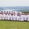 Hammondsport Central School graduation, June 22, 2018.