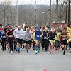 Heart of the Finger Lakes 5k in Dundee, April 28, 2018.