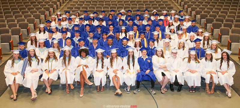 Penn Yan Academy Graduation, June 22, 2018.